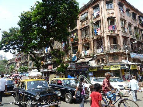 Calle de Bombay