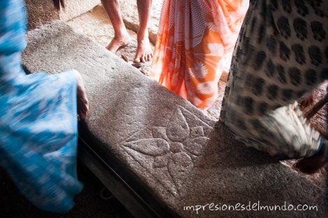 rangoli-templo-Hampi-impresiones-del-mundo