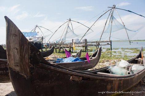 Kochi-redes-pescar-impresiones-del-mundo