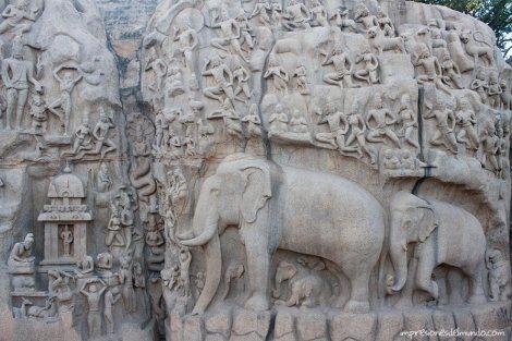 arjuna-Mamallapuram-impresiones-del-mundo