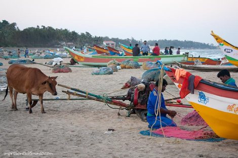 pescadores-Mamallapuram-impresiones-del-mundo