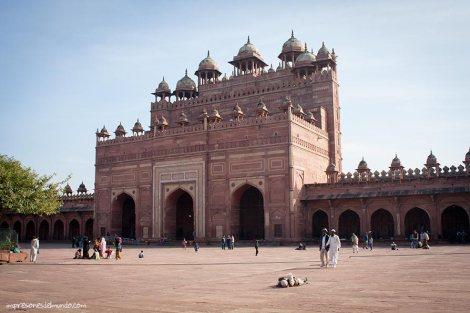 Fatehpur-Sikri-impresiones-del-mundo