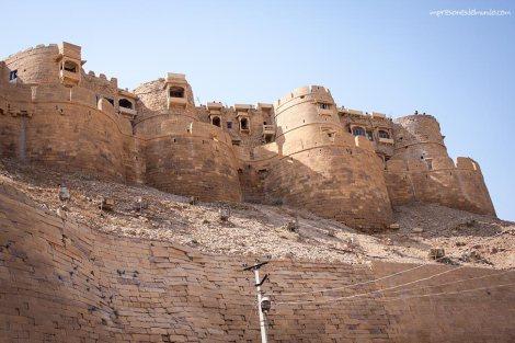 Fuerte-Jaisalmer-impresiones-del-mundo