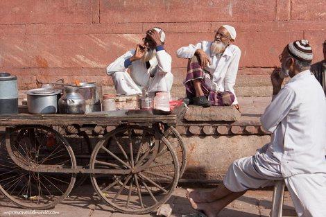 pensando-Fatehpur-Sikri-impresiones-del-mundo
