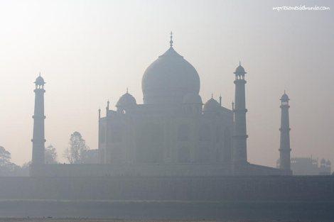 Taj-Mahal-silueta-Agra-impresiones-del-mundo