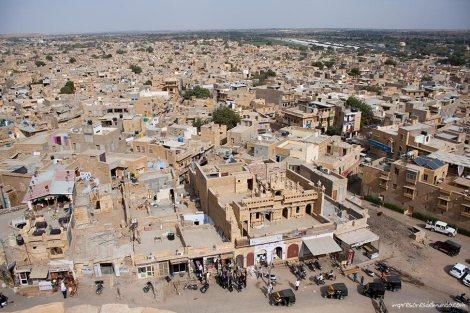 vista-general-Jaisalmer-impresiones-del-mundo