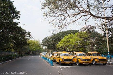 coches-avenida-Calcuta-impresiones-del-mundo