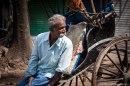 conductor-rickshaw-Calcuta-impresiones-del-mundo