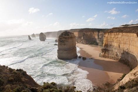 12-apostoles-playa-Australia-impresiones-del-mundo