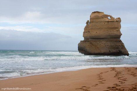 roca-playa-Australia-impresiones-del-mundo