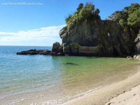 playa-abel-tasman-Nueva-Zelanda-isla-sur-impresiones-del-mundo