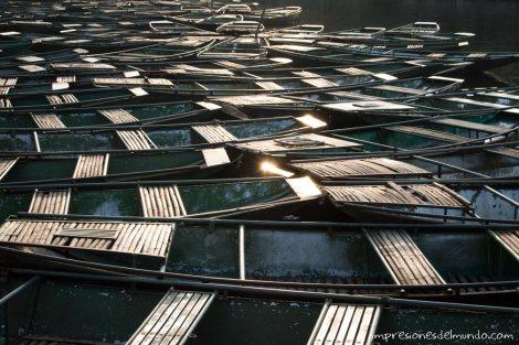 barcas-atardecer-Tam-Coc-impresiones-del-mundo