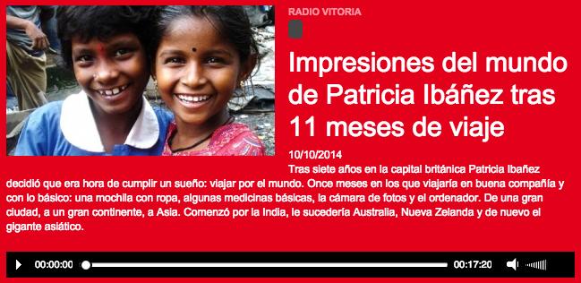 Aventureros radio Vitoria