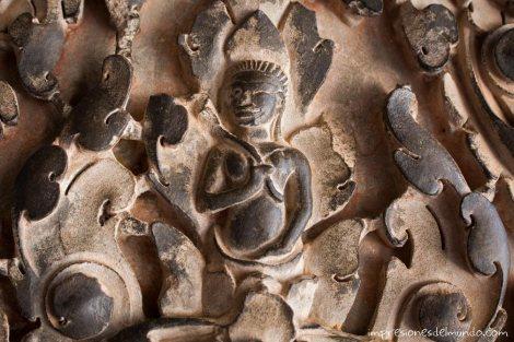 detalle-de-pared-Angkor-Wat-impresiones-del-mundo