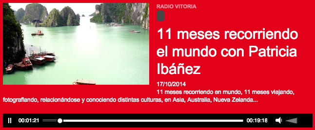 Entrevista radio Vitoria II parte