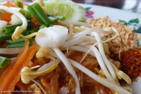 Pad-Thai-Koh-Tao-Tailandia-impresiones-del-mundo