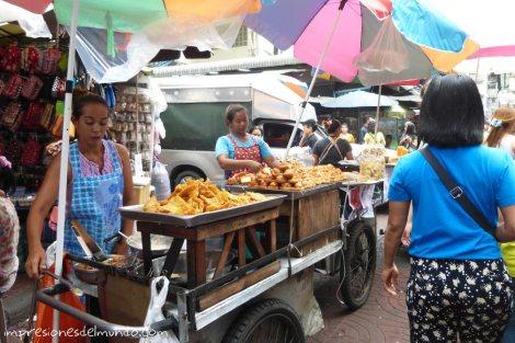carritos-de-comida-Bangkok-impresiones-del-mundo