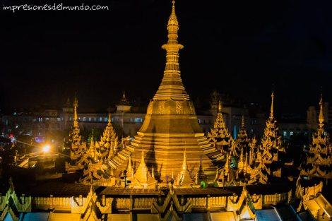 Sule-Pagoda-Yangon-Myanmar-impresiones-del-mundo