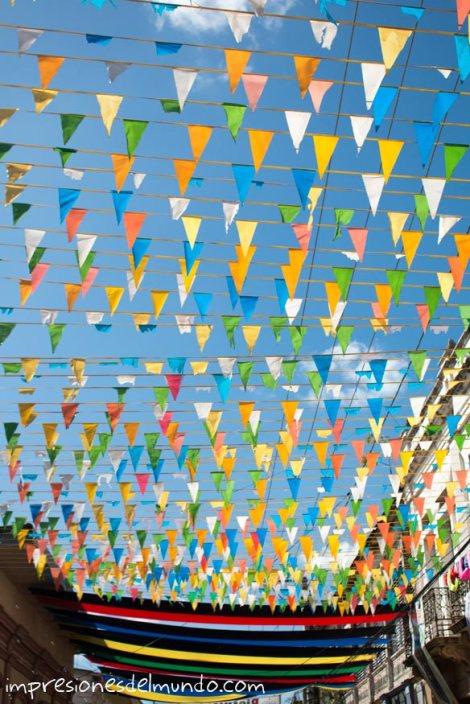 banderas-carnaval-de-la-Vega-republica-dominicana-impresiones-del-mundo
