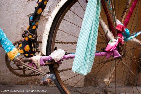 bici-decorada-Valencia-impresiones-del-mundo