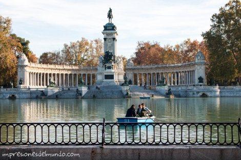 estanque-parque-Retiro-madrid-impresiones-del-mundo