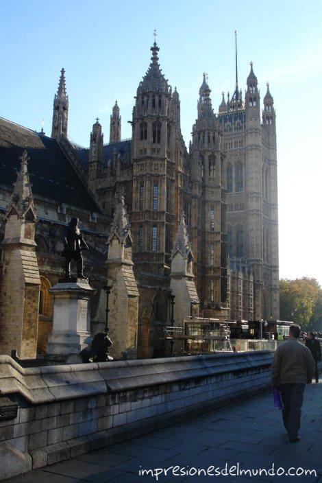Fachada-Westminster-Londres-impresiones-del-mundo